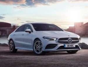 Mercedes-Benz CLA 200 AMG Line Premium Plus Auto Coupé £32,359 @ Marshall shop