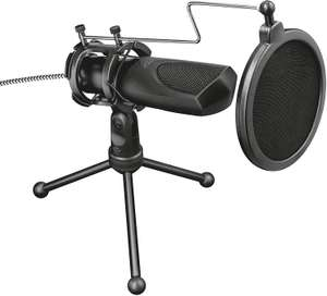 Trust Gaming GXT 232 Mantis Streaming PC Gaming Microphone - £19.99 Prime / +£4.49 non Prime @ Amazon