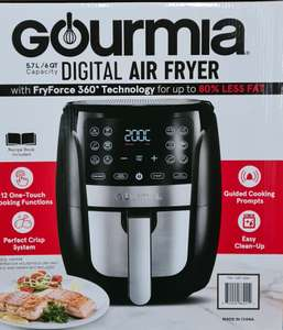 Gourmia 5.7L Air Fryer £47.99 at Costco Leeds