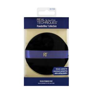 Real Techniques PowderBleu Collection Plush Powder Puff for £1.49 instore at Home Bargains (Bolton)