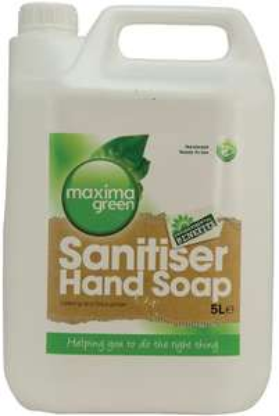 Maxima 5L Sanitiser Soap - £5.51 Prime / +£4.49 non Prime @ Amazon