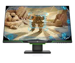HP 25x 144Hz Full HD Gaming Monitor (1920 x 1080) NVIDIA G-Sync & AMD FreeSync Compatible, 1 ms £169.99 at Amazon
