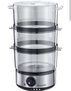 Russell Hobbs Food Collection Steamer £20 (Free Click & Collect) at George (Asda George)