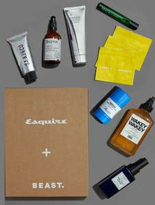 Esquire Grooming Box for men £50 @ Hearst Magazine