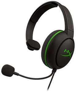 HyperX HX-HSCCHX-BK/WW Cloud Chat - Gaming Headset for Xbox - £12.49 (+ £4.49 Non Prime) @ Amazon