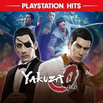 Yakuza 0 [PS4] - £1.88 @ PlayStation PSN Turkey