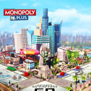 Monopoly Plus £5.99 @ Playstation Store
