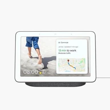 Google nest hub charcoal (V1) - £52.95 delivered @ Shell