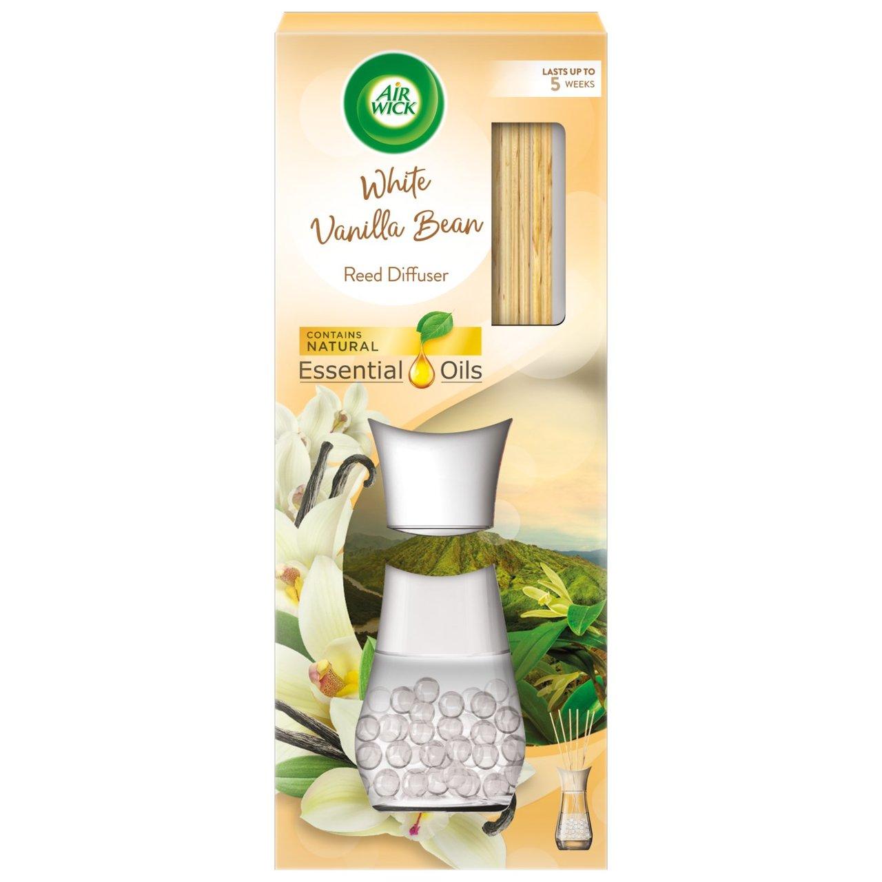 Air Wick White Vanilla Bean Reed Diffuser 33ml - £4.00 @ morrisons