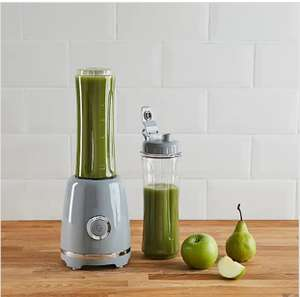 Dunelm 300W Grey Table Blend and Go Blender £10.50 at Dunelm (Free Click & Collect / £3.95 delivery)