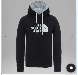 Men's New Peak Hoodie £35 delivered at The North Face