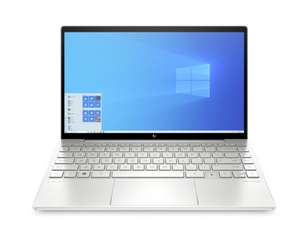 HP ENVY 13.3in FHD IPS 400nits i5-10210U / NVIDIA MX350 2GB / 8GB RAM / 512 SSD Laptop (Gold/Silver), £616.55 at Currys on eBay