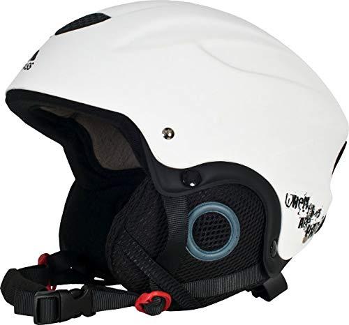 Medium Trespass Sky High Snow Sport Ski Helmet £6.86 (Prime) + £4.49 (non Prime) at Amazon