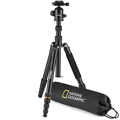 National Geographic Travel Photo Tripod Kit with Monopod, Aluminium, 5-Section Legs £48.99 Amazon