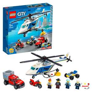 Lego City 60243 Police Helicopter Chase £12.50 at Tesco Extra at Birmingham