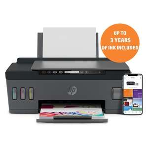 HP Smart Tank Plus 555 All-in-One Wireless Inkjet Printer - Includes Up To 3 Years Worth of Ink - £179.99 Using Code @ Currys