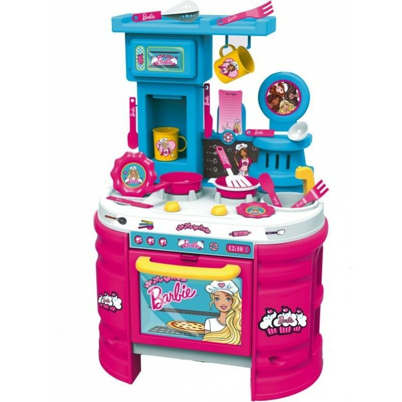 Bildo Barbie You Can Be Mega Kitchen - £2 (+ £5 delivery) @ Wilko