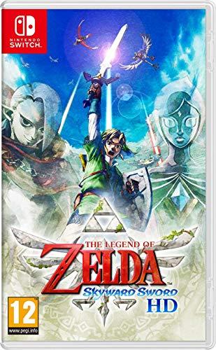 The Legend of Zelda Skyward Sword HD (Preorder) Nintendo Switch £33.83 Shipped [UK Mainland] @ Amazon France