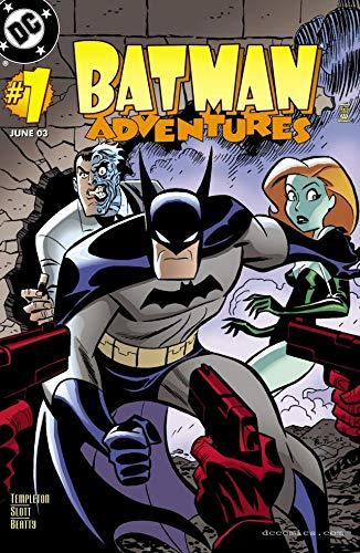 Batman Adventures (2003-2004) #1 - Kindle & comiXology Edition Free @ Amazon