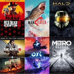 Ori: The Collection £9.44 / RDR2 £14.40 / Maneater £10.73 / Halo: Master Chief Coll. £10.73 [Xbox] - No VPN Req + More @ Xbox Store Iceland
