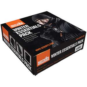 Scruffs Hat + Snood + Gloves winter set - £8 + free click collect (one size) @ Wickes