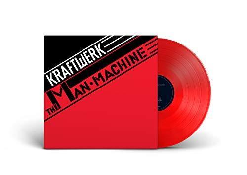 Kraftwerk - The Man Machine Red Vinyl - £18.90 @ Rarewaves.com