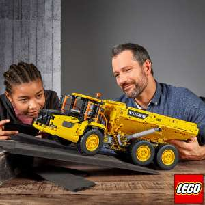 LEGO Technic 6X6 Control+ Volvo Articulated Hauler - Model 42114 - £162.99 delivered at Costco