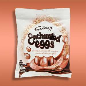 22 x Galaxy Enchanted Rose Gold & Caramel Mini Eggs 80g Packs (Best Before 28/11/21) - £13 Delivered @ Yankee Bundles