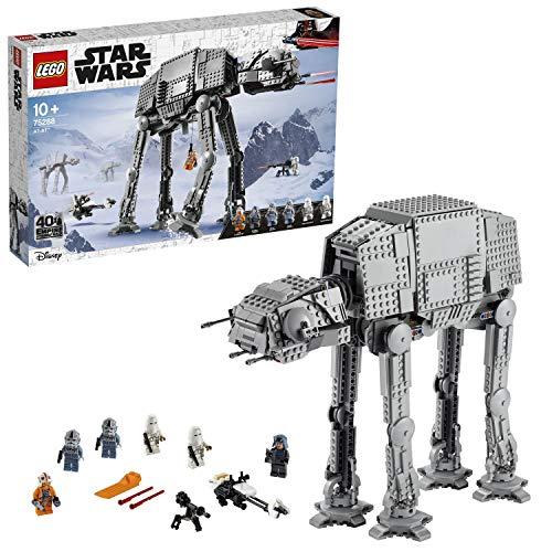 LEGO 75288 Star Wars AT-AT Walker Toy 40th Anniversary Set £101.99 @ Amazon