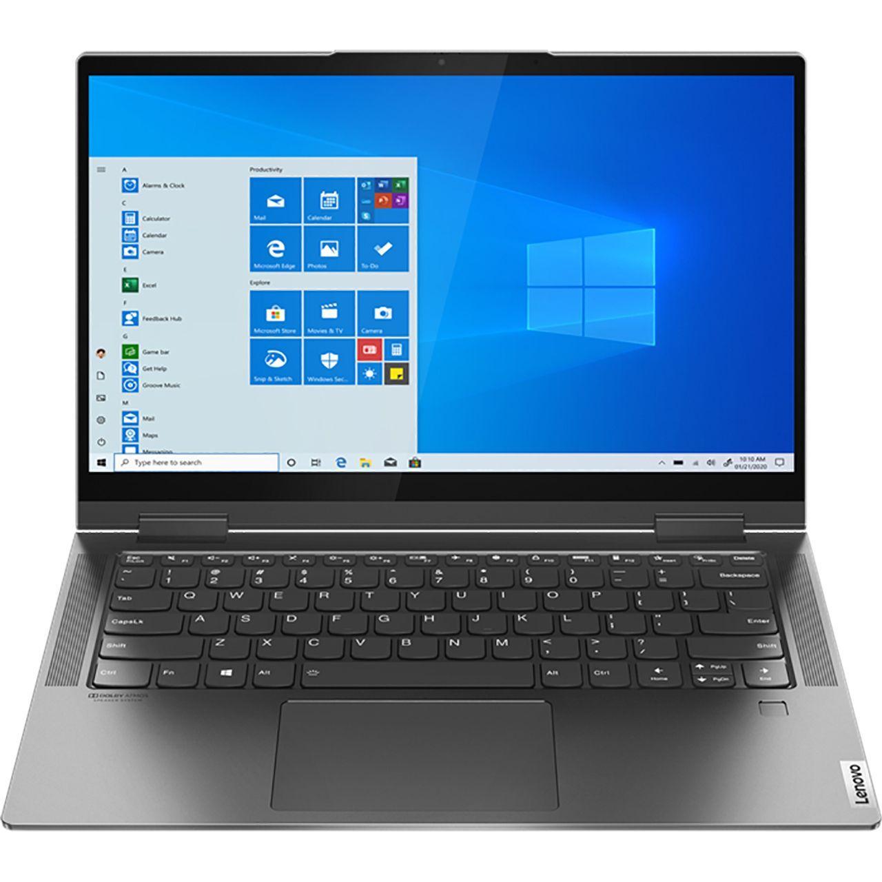 "Lenovo Yoga 7 14"" Laptop - Slate - £799 (UK Mainland) @ AO"