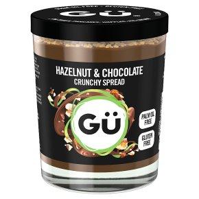 Gu Hazelnut & Chocolate Crunchy Spread 200g - £2.00 (Minimum Spend / Delivery Fee Applies) @ Morrisons