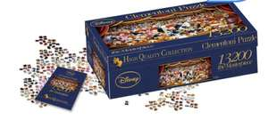 Clementoni Disney 13,200 Piece Classic Puzzle Set 291cm x 134cm Built (14+ Years) - £59.89 @ Costco for Costco members