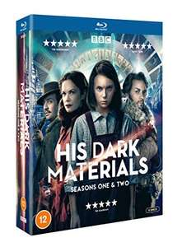 His Dark Materials Season 1 & 2 Boxset [Blu-ray] - £25.99 @ Amazon
