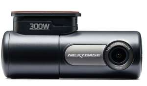 Nextbase 300W Dash Cam with 32GB Micro SD Card - £65.98 @ Costco