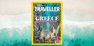 4 Issues of National Geographic Traveller - £1 incl. Delivery @ Travelzoo
