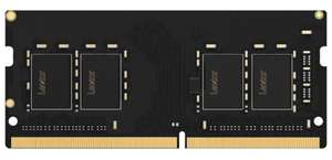 Lexar LD4AS016G-R2666G 16GB(1x16GB) DDR4 2666MHz 260-pin SO-DIMM laptop Memory - £54.99 Dispatched from & sold by Ebuyer UK Limited @ Amazon