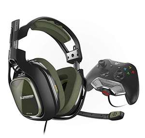 Astro Gaming A40 TR Gaming Headphones (PC / Mac / Xbox One) + MixAmp M80 £84.37 (+£81 fee free card) Delivered UK Mainland @ Amazon Spain