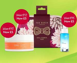 Flash Sale £5 Friday Deals - £1.50 click and collect / £3.50 delivery @ Boots