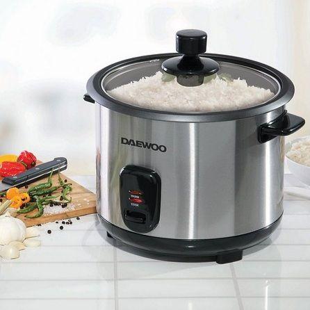Daewoo 1.8 Litre Rice Cooker (3yr warranty) £18 @ Wilko (Droylsden)