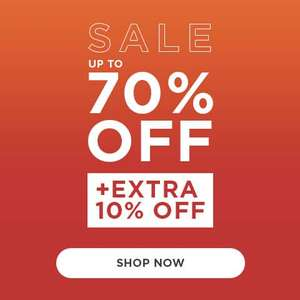 Up to 70% off Sale - Polos £1.80 & Chinos under £4 + additonal 10% off with code + free delivery @ Burton