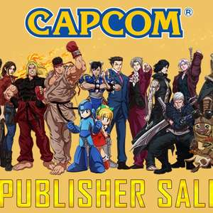 Capcom Weekend Sale on Steam - Resident Evil 7 £6.59, Resident Evil 3 £16.49, Dead Rising 3 Apocalypse £7.49, Devil May Cry 5 £15.99