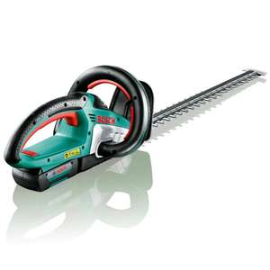 Bosch Advanced Hedge Cut - Cordless Hedge Trimmer 36V, 540 mm blade length, 20mm tooth opening - £119.99 @ Amazon