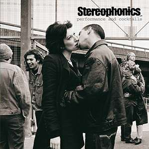 Stereophonics - Performance And Cocktails [VINYL] £15.88 + £2.99 Non-Prime @ Amazon