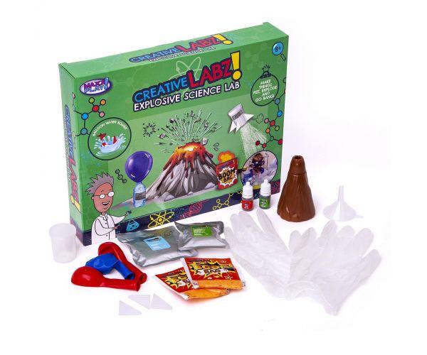 Creative Labz Explosive Science Kit Lab £5.98 delivered (Mainland UK) @ Bargainmax