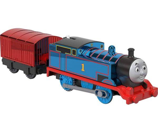 Thomas & Friends Celebration Metallic Motorized Engines £11.99 Delivered (UK Mainland) @ Bargain Max