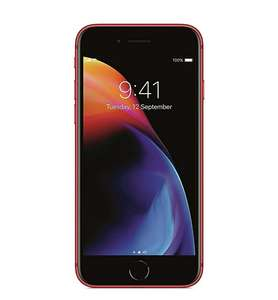 Apple IPhone 8 Product Red 64GB Smartphone - Vodafone Good Refurbished - £148.74 @ Music Magpie / Ebay