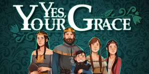 Yes Your Grace Nintendo Switch £7.74 at Nintendo eShop