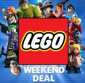 LEGO Franchise Sale - LEGO City Undercover £3.11 Batman 2 £2.65 DC Super-Villains £5.95 [Xbox One / Series X/S] + More @ Xbox Store Brazil