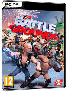 WWE 2K Battlegrounds PC Steam key £2.82 / + Service fee £3.33 total at ENEBA / SeoServices