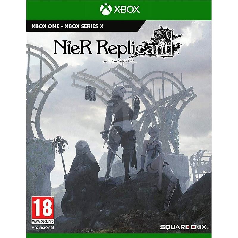 NieR Replicant ver.1.22474487139 [Xbox One / Series X/S] Pre-Order £29.41 (+ get 6,000 MS Reward Points via Punch Card) @ Xbox Store Brazil